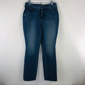 Not Your Daughters Jeans Sheri Slim Jeans